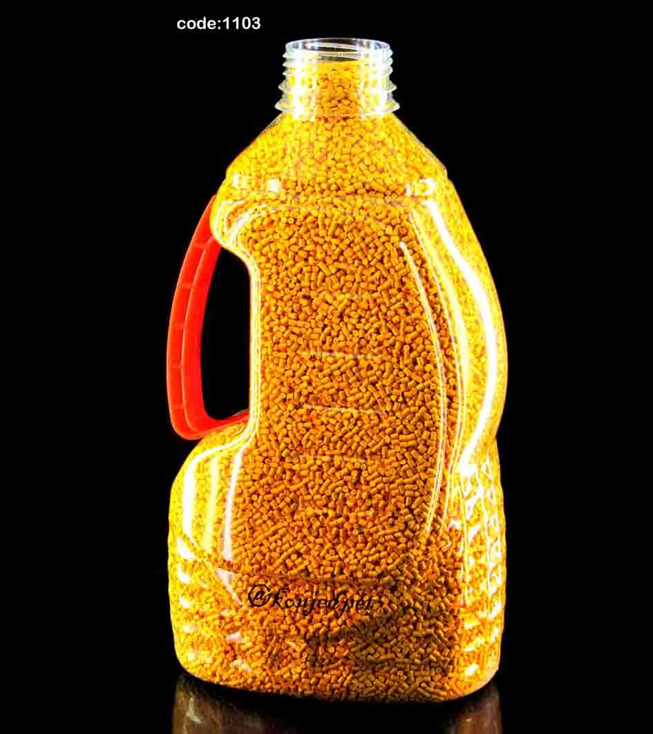بطری پت 20 لیتری تخم مرغی
